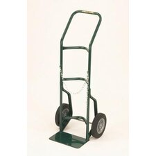 "700 Series Cylinder Hand Truck For Medium To Large Cylinders With 10"" Solid Rubber Wheels"