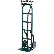 "56NT Series Narrow Frame Steel Hand Truck With 10"" Pneumatic 2-Ply Tubeless Tires"