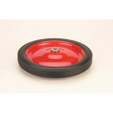 "14"" X 1 3/4"" Semi Pneumatic Wheel"