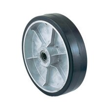 "10"" X 2 1/4"" With 2 3/4"" Hub Polyolefin Wheel"