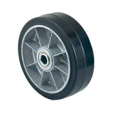 "6"" X 2"" Mold-On Rubber Wheel"