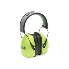 Leightning® L3HV Hi-Vis High Attenuation Earmuffs NRR 30