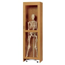 Mobile Skeleton Cabinet