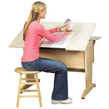 <strong>Diversified Woodcrafts</strong> Drafting and Drawing Table