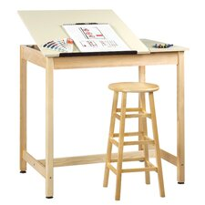 <strong>Diversified Woodcrafts</strong> Drawing Table