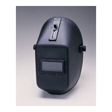 "900 Ultra-Light® Thermoplastic Welding Helmet With 117A Headgear And 2"" X 4 1/4"" QUICK-SLIDE™ Front"