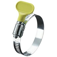 <strong>Ideal</strong> Turn-Key™ Hose Clamps - card of turn key clampsyellow (2 size 36's)