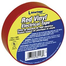 Intertape Polymer Group - All Weather Colored Electrical Tapes Electrical 4118 Red 3/4In 60 Ft: 761-84118 - electrical 4118 red 3/4in 60 ft
