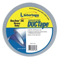 <strong>Intertape Polymer Group</strong> Anchor® 36 Heavy-Duty Contractor Grade Duct Tapes - 1.87inx60yds heavy dutyduct tape