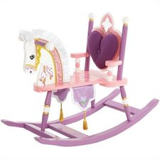 Kiddie Ups Princess Rocking Horse