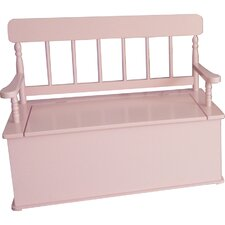 Simply Classic Children's Storage Bench