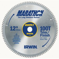 "12"" 100T Marathon® Miter & Table Saw Blades"