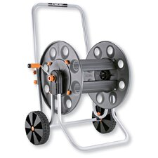 Metal Gemini Hose Reel Cart
