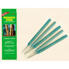 Mosquito Sticks (Set of 5)