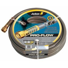 "<strong>Jackson Professional Tools</strong> Pro-Flow™ Commercial Duty Hoses - 5/8""x100' pro-flow commercial gray hose"