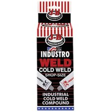 Cold Weld Compounds - jb weld industro cold weld compound two-5 oz tub