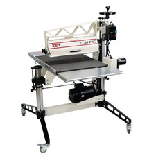 22-44 Pro 8 Amp 3 HP 230 V Tables and Casters Saw