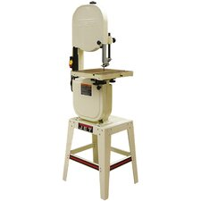 0.75 HP Band Saw with Open Stand