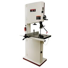 "3 HP 230 V One Phase Bandsaw With 18"" Cutting Capacity"
