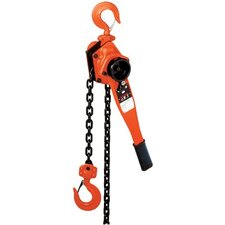 JLP Series Lever Hoists - jlp-300-20 3 ton 20' lift lever hoist