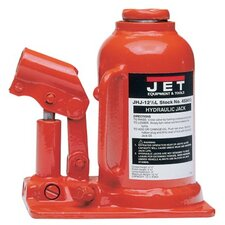 JHJ Series Heavy-Duty Industrial Bottle Jacks - jhj-17-1/2 17-1/2t cap.hydraulic jack ind. h
