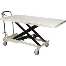 Quick Lift Pump Jumbo Table