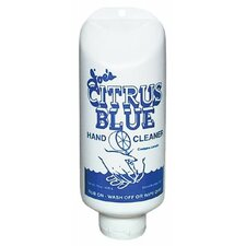 Citrus Blue - 3-1/2lb citrus hand cleaner w/pump