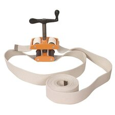 Style No. 6200 Canvas Band Clamps - 62150 15' jorgensen bandclamp canvas band