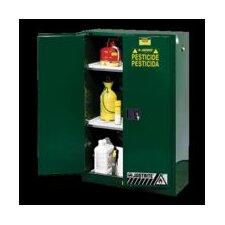 """43"""" H x 18"""" W Sure-Grip® EX Safety Cabinet"""
