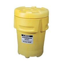 Gator® Overpack Salvage Drums - 95 gallon polyethylene overpack drum