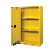45 Gallon Flame EX Enhanced Sliding Door Safety Cabinet
