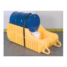 Gator® Indoor Spill Containment Caddy For 30 Or 55 Gallon Drum
