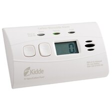 Carbon Monoxide Alarm with Digital Display