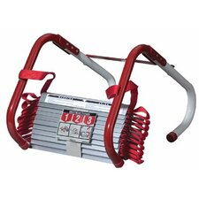 Kidde - 2 Story Fire Escape Ladder - 13'