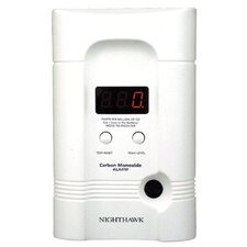 Kidde - Direct Plug & Batt Operated Co Alarms Carbon Monoxide Alarm  Digital Monitor: 408-900-0099-01 - carbon monoxide alarm  digital monitor