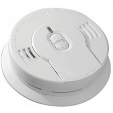 Kidde - Battery Operated Smoke Alarms Smoke Alarm Ionization Dc Power: 408-900-0136-003 - smoke alarm ionization dc power