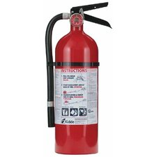 Kidde - Pro Series Fire Extinguishers 4Lb Abc Pro210 Fire Extinguisher: 408-21005779 - 4lb abc pro210 fire extinguisher