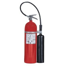 ProLine™ Carbon Dioxide Fire Extinguishers - BC Type - 15lb. pro 15 cdm carbondioxide fire exting