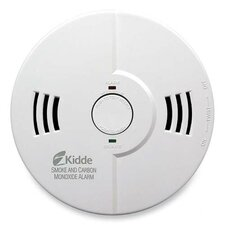 Night Hawk Combination Smoke/CO Alarm with Voice and Alarm Warning