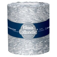 "Kimberly-Clark Professional - Kleenex Cottonelle Bathroom Tissue Kleenex 4.5""X40' Standard White Bathroom Tissue: 412-17713 - kleenex 4.5""x40' standard white bathroom tissue"
