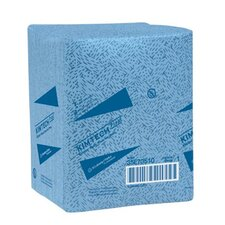 Kimtech Prep® Kimtex® Wipers - kimtex right rag 1/2 fold shop towel 66/box