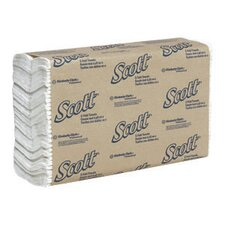 "X 13.15"" White SCOTT® C-Fold Towels (200 Towels Per Pack)"