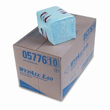 Professional* Wypall L40 1/4-Fold Wiper, 56/Box, 12/Carton