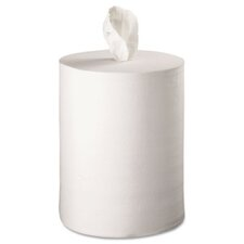 "WYPALL Dry-Up Professional Towels, 19.5 x 42"", White, 200 per Box"