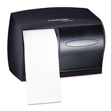 <strong>Kimberly-Clark</strong> Professional* In-Sight Double Roll Coreless Tissue Dispenser