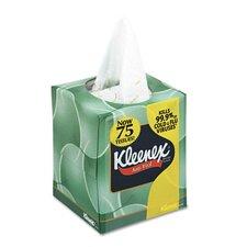 Professional Kleenex Anti-Viral Facial 2-Ply Tissue - 68 Tissues per Box / 27 Boxes per Carton