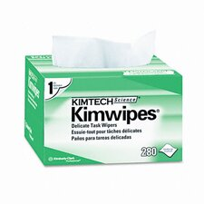 Professional* Kimtech Science Kimwipes, 280/Box