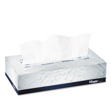 Professional Kleenex Facial 2-Ply Tissue - 125 Tissues per Box
