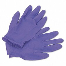 Professional* Purple Nitrile Exam Gloves, Large, 100/Box