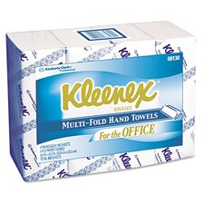 Professional Kleenex Multifold 1-Ply Paper Towels
